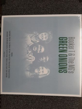 Booker T & The MG's<br>Green Onions
